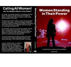 Women Standing in Their Power DVD Pay-Per-View