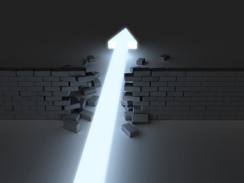 Breaking Down Barriers - 01/14/18