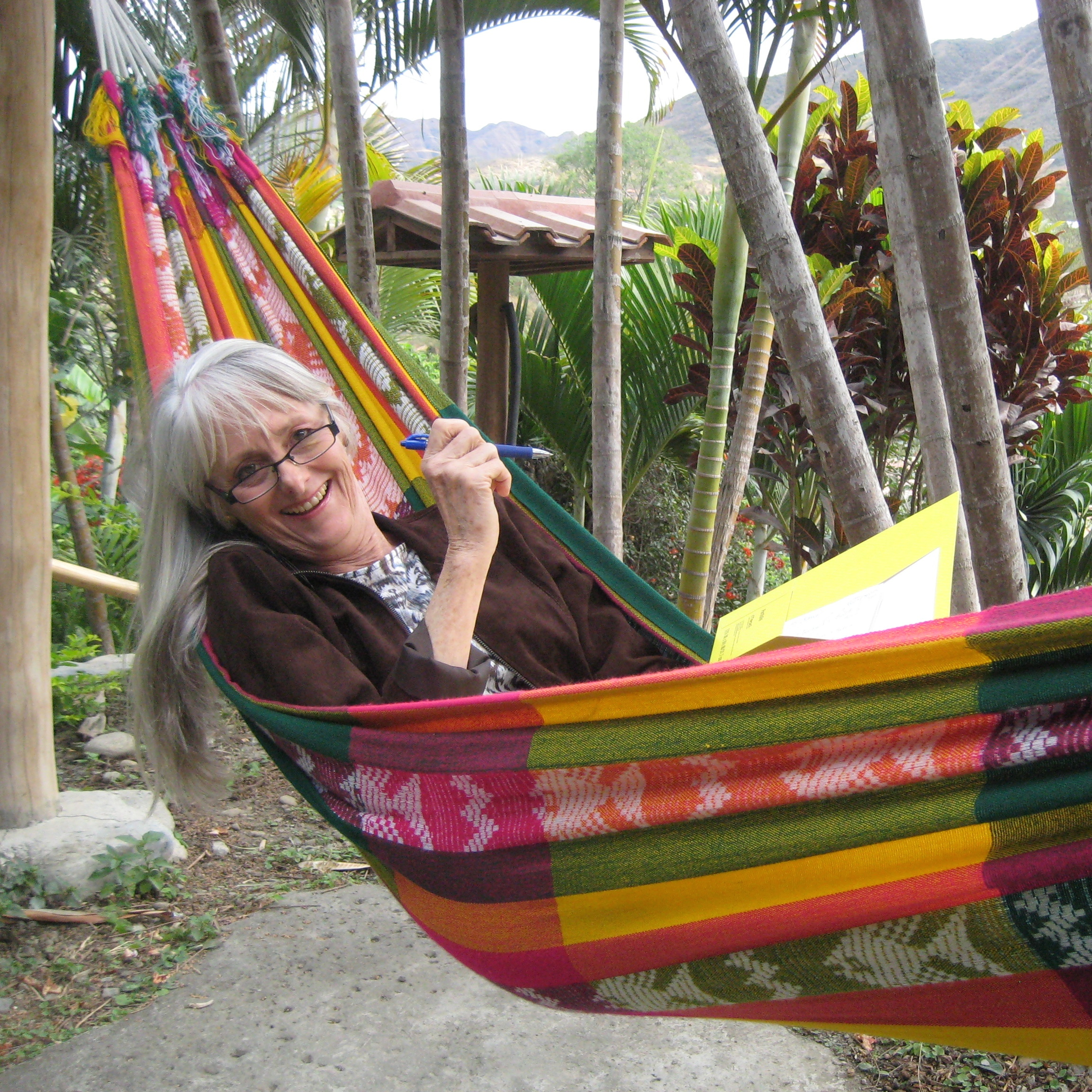 Lucia in MT Hammock