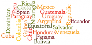Latin America Country Names