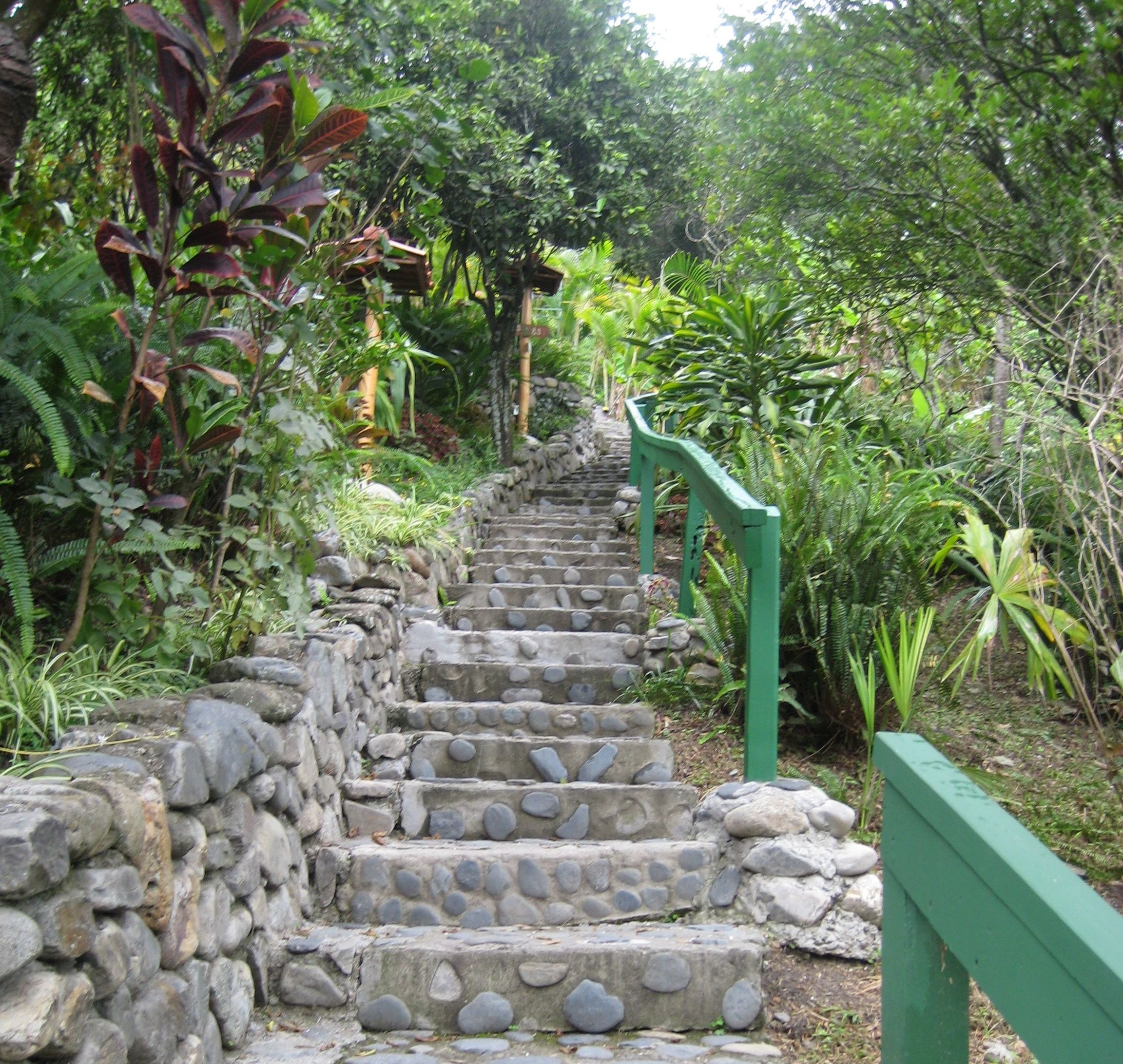 Retreat Madre Tierra Staircase